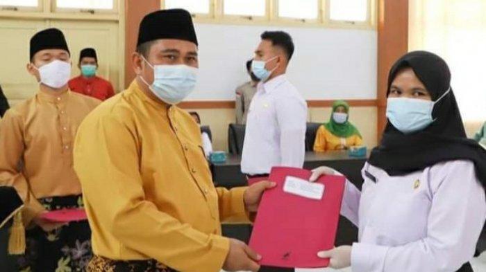Ratusan CPNS Kabupaten Bungo Menerima SK