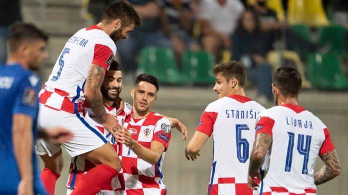 JADWAL Siaran Langsung Kroasia vs Slovakia di Kualifikasi Piala Dunia, Ini Starting XI Kedua Tim
