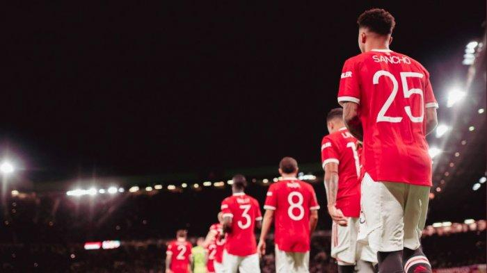 Siaran Langsung Man United vs Aston Villa Head to Head dan Prediksi Line Up