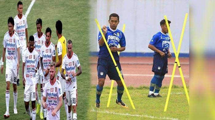 Persib Bandung Diuntungkan Dengan 6 Pemain Bali United Cedera Jelang Piala Menpora 2021