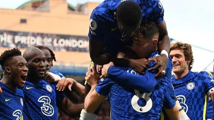DERETAN Pemain Chelsea yang Absen Menghadapi Zenit di Liga Champions Malam Ini, Lukaku Main?