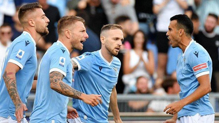 Skuat Lazio musim ini di Liga Italia yang bisa mengantarkan klub ini menduduki pemuncak klasemen Serie A sementara