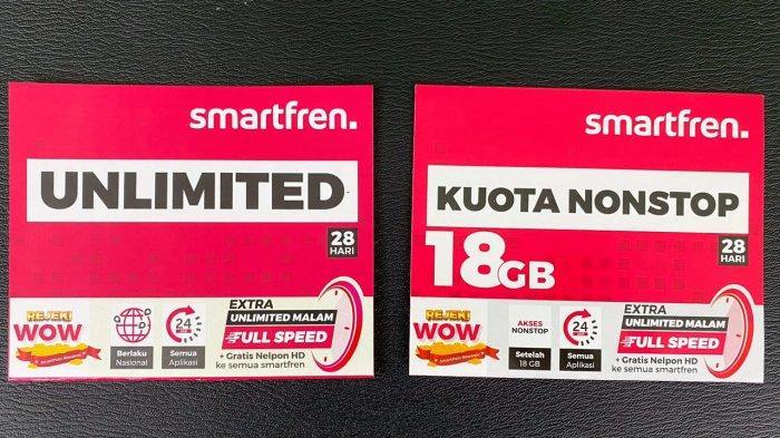 Tahun 2021, Smartfren Unlimited Makin Unlimited dengan Extra Unlimited Malam