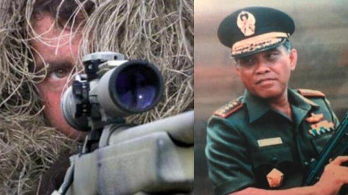 Mantan Sniper SAS Ini Terkejut Lihat Sosok Kopassus yang Dulu Dia Bidik, Mendadak Benny Ucapkan Ini