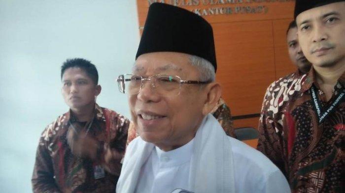 Yusril Ihza Mahendra Akan Mentahkan Tuduhan Kuasa Hukum Prabowo-Sandi Sebut Maruf Amin Langgar UU