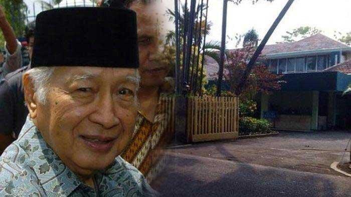 Rumah Cendana Tak Terawat, Kediaman Presiden Soeharto yang Dulu Sangat Megah Kini Telah Berubah