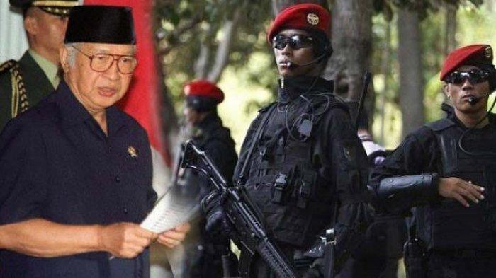 Perintah Soeharto ke Kopassus Untuk Gagalkan Kudeta di Filipina Sukses, Marinir dan Paskhas Siaga