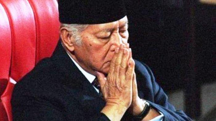 Lengser dari Kursi Presiden, Begini Kehidupan Soeharto, Paspampres Bongkar Sisi Lain Pak Harto
