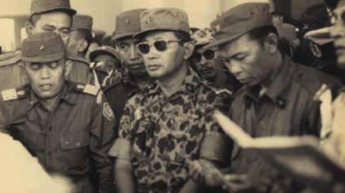 Saat Para Jenderal Diculik dan G30S PKI Terjadi, Di Tempat Inilah Soeharto dan Bu Tien Berada