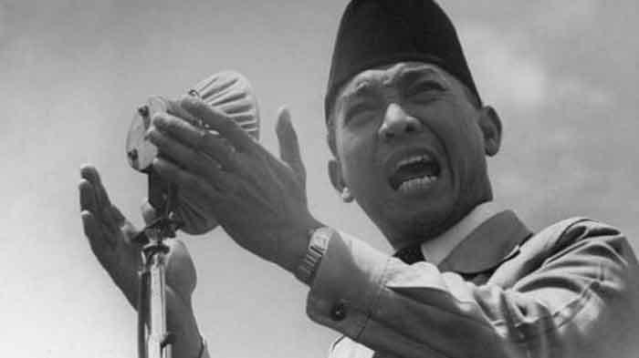 Wibawa Soekarno Saat Berpidato Diungkap Kwee Thiam Hong Tokoh Sumpah Pemuda