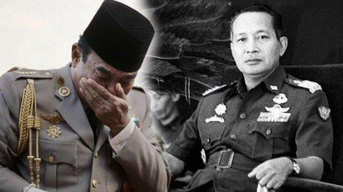 Soekarno Pernah Rahasiakan Hal Ini dari Soeharto saat Terusir dari Istana Presiden, Bawa Benda Ini