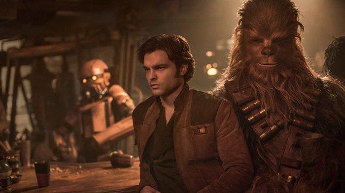 Sinopsis Solo: A Star Wars Story, Pertemuan Han Solo bertemu dengan Co-Pilot Masa Depan Chewbacca