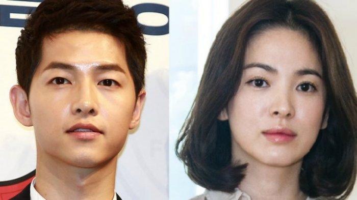 Rambut Song Joong Ki Rontok Berat Badan Song Hye Kyo Turun Drastis, Ada Apa Dengan Song Song Couple?
