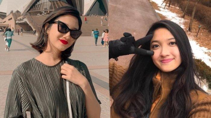 INILAH Sosok Putty Erwina, Wanita Cantik yang Viral saat Video Bermain TikTok Bareng Richard Kyle