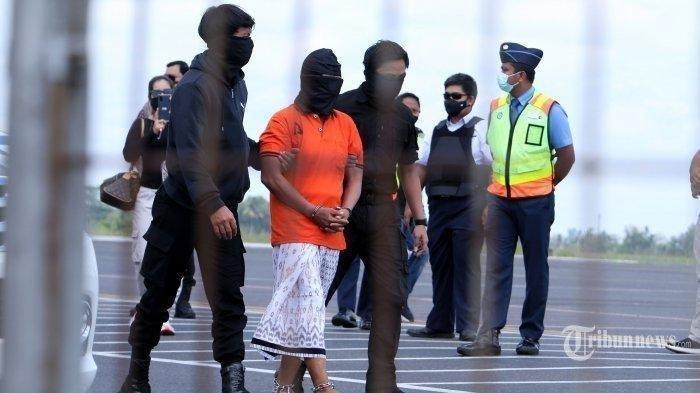 Sosok teroris Upik Lawanga suruhan Jamaah Islamiyah yang ditangkap Densus 88 Antiteror.