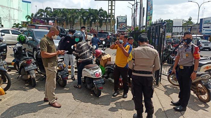 SPG Susu Dianiaya Pacar di Depan Mal di Kota Jambi, Kritis Akibat 8 Tusukan