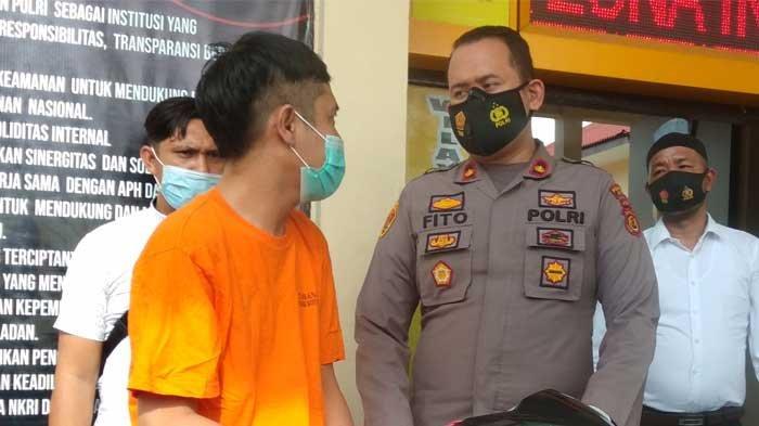 SPG Susu Ditikam Pacar di Kota Jambi, Pelaku Sakit Hati Janji Korban Menikahinya Tidak Ditepati