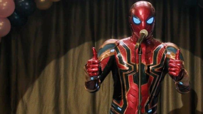 Bisa Dipesan Hari ini di TIX ID, Tiket Pre Sale Spider-Man: Far From Home, Sinopsis Filmnya di Sini