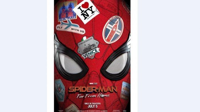 Film Spider-Man: Far From Home Kelanjutan Cerita Avengers: Endgame, Ini Rilis Trailer Terbarunya