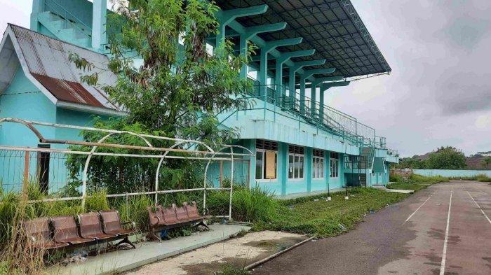 Sejumlah Stadion di Jambi, Dibangun Bagus Tapi Kurang Perawatan