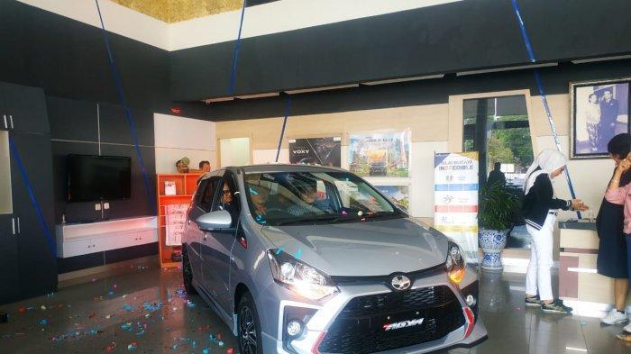 Toyota Hadirkan New Agya