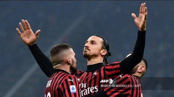 Ibrahimovic Segera Bergabung ke Tim AC Milan, Dipersiapkan Lawan Porto di Liga Champions