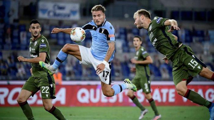 Lazio Perpanjang Kontrak Dua Pemain, Ciro Immobile dan Francesco Acerbi Teken Kesepakatan