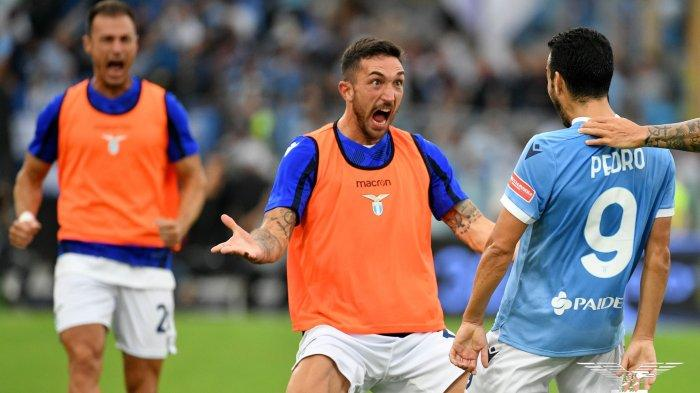 Derby Della Capitale Liga Serie A Italia, Lazio Kalahkan AS Roma 3-2, Pedro Balas Dendam