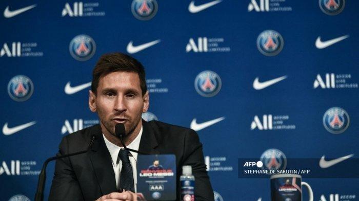 Barcelona Tidak Masuk Daftar Tim Favorit Lionel Messi Untuk Juara Liga Champions Musim Ini