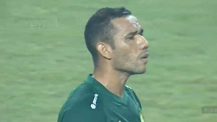 Profil Striker Persebaya Jose Wilkson Pencetak 2 Gol ke Gawang Persikabo