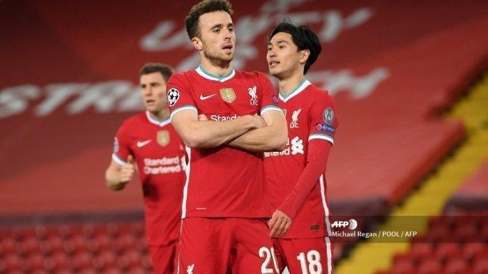 Cidera Diogo Jota Jadi Kabar Buruk Bagi Liverpool, Dipulangkan Portugal Lebih Awal ke Anfield