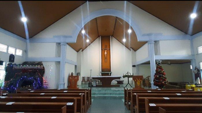Pesan Natal dari Pastor di Bungo, Menjaga Solidaritas dan Kelestarian Lingkungan Hidup Penting