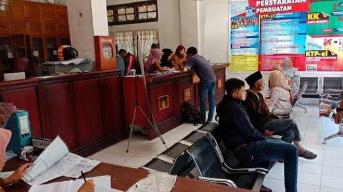 Warga Dua Kecamatan Baru di Kerinci Sudah Bisa Ubah Data Kependudukan
