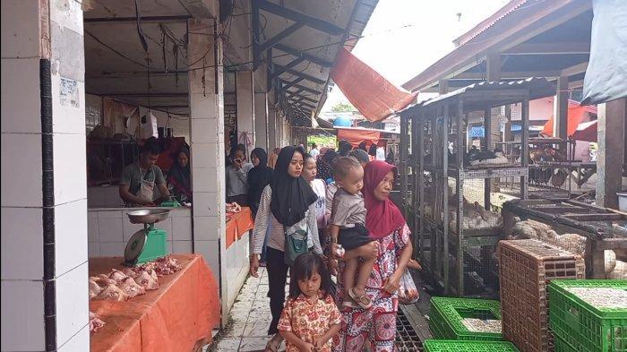 Tak Ada Lonjakan Harga Sembako di Tebo, Sukandar: Daya Beli Masyarakat Masih Rendah
