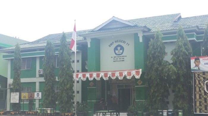 SMPN 11 Kota Jambi Penuhi Syarat Vaksinasi Covid-19 untuk Pembelajaran Tatap Muka 4 Oktober
