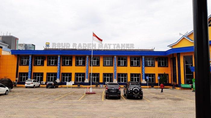 WIKIJAMBI Sejarah Berdirinya RSUD Raden Mattaher Jambi, Rumah Sakit Tertua di Kota Jambi