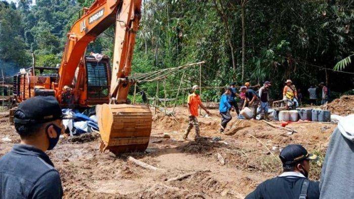 PETI Batu Kerbau, Pendapatan Desa di Bungo Hilang Puluhan Juta Rupiah, 7 Lubuk Larangan Musnah