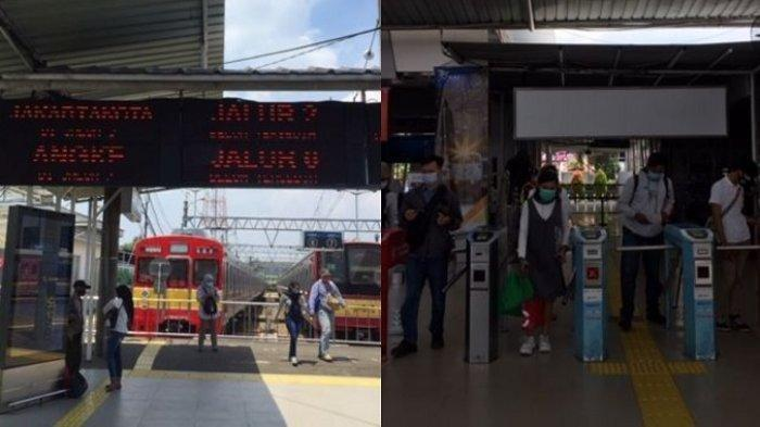 Lagi Aksi Unjuk Rasa Tolak UU Cipta Kerja di Jakarta, Pergerakan Massa dari Bogor Malah Nihil