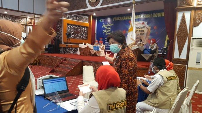 Masih Ada Nakes Belum Masuk Daftar Calon Penerima Vaksin Covid-19 di Jambi, Dewi: Mungkin Ragu-Ragu