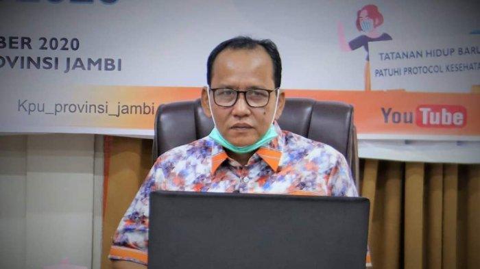 Debat Terakhir Pasangan Calon Gubernur Jambi Angkat Tema Penanganan Covid-19