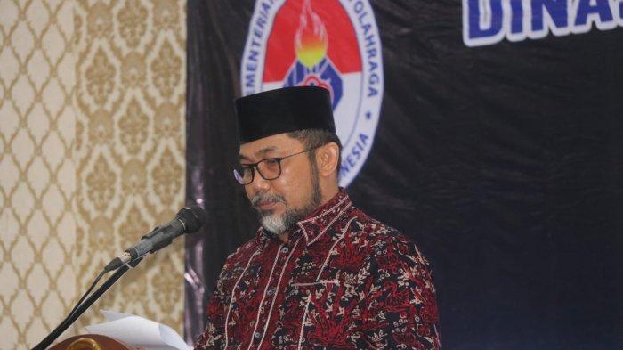 Sekretaris Daerah Provinsi Jambi membuka secara resmi Final Seleksi Calon Peserta Pertukaran Pemuda Antar Negara,