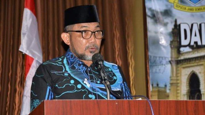 Sekda Provinsi Jambi Sudirman.
