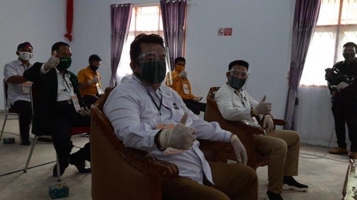 BREAKING NEWS Berkas Pendaftaran Sudirman dan Erick di Pilkada Bungo Diterima KPU