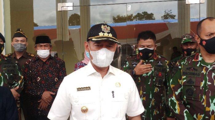 Sukandar Prioritaskan Vaksin Covid-19 Untuk Rumah Sakit dan 24 Puskesmas di Tebo