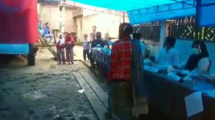 21 Orang Warga Suku Anak Dalam di Kabupaten Tebo Ikut Nyoblos