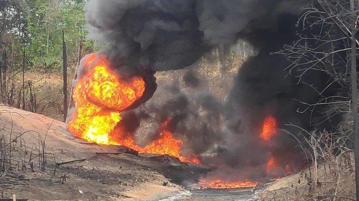 Modus Pemain Illegal Drilling di Jambi, Rekrut Warga SAD Sebagai Tameng dan Pengalihan Isu