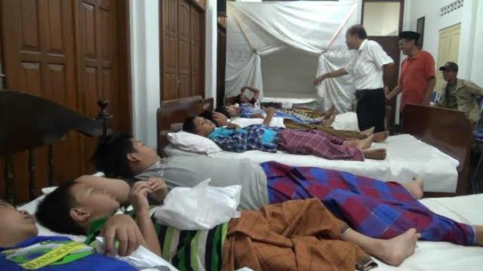 32 Anak di Paal Merah Ikut Sunat Massal Gratis Dengan Protokol Kesehatan