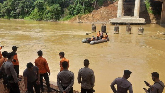 Polisi Panggil Pihak Rekanan, Selidiki Tenggelamnya Pekerja Jembatan Merangin