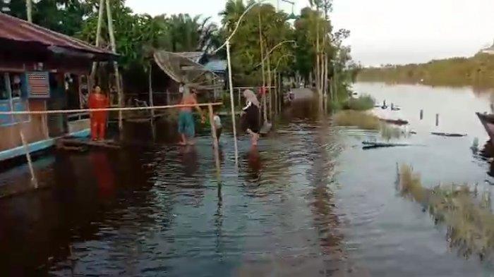 Warga Pertanyakan Batas Jalur Hijau Sungai dan Pantai, Ini Jawaban Kadishut Provinsi Jambi