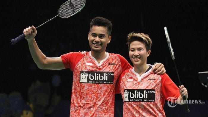 Pertarungan Sengit Tontowi-Liliyana, Akhirnya Sabet Gelar Indonesia Open 2017